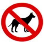 No se admiten animales de compañía