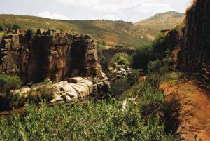 Pozo de las Paredes Río Barbellido
