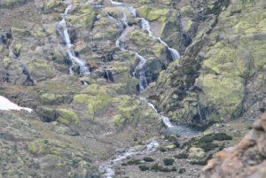 Cascadas en Gredos