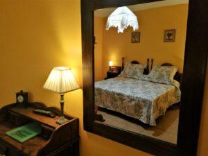 habitación hotel rural detalle