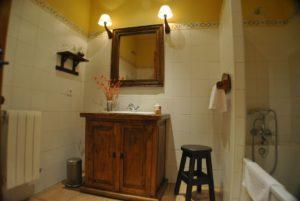 habitaciones con baño hotel