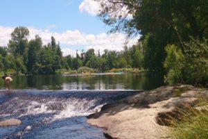 piscinas naturales río