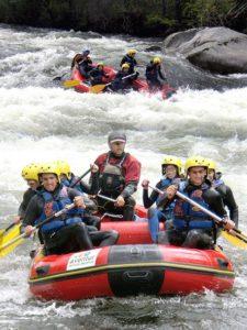 rafting Gredos